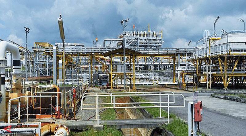 Indonesia Stop Pasok Gas ke Singapura