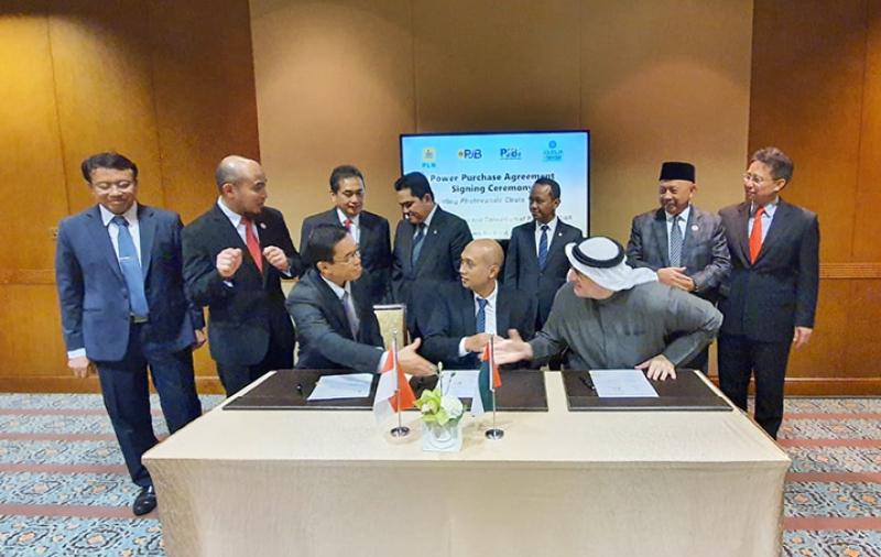 Listrik PLTS Terapung Cirata 145 MW Masuk Tahap PPA