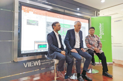 Photo of Smart Factory Schneider Cikarang, Terbesar di Asia Gunakan Teknologi IoT dan EBT