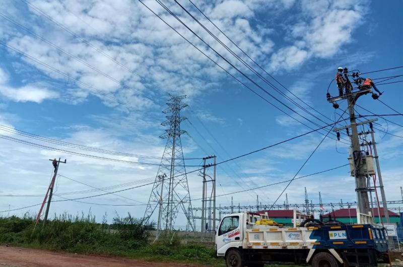 Photo of Hadiah Kemerdekaan, PLN Berhasil Aliri Listrik Bumi Dipasena