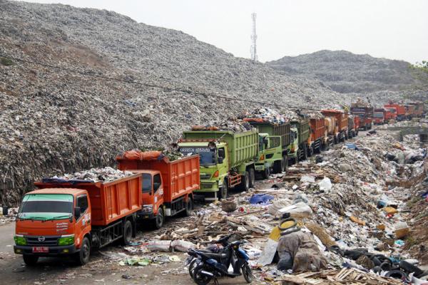 Photo of 10 Unit Fasilitas Pengolah Sampah (RDF) Dibangun pada 2021