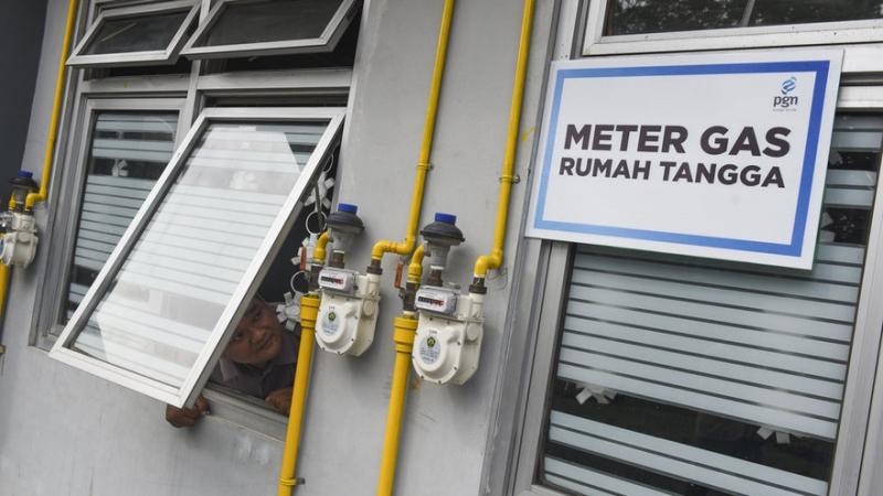 Photo of Ada Empat Juta Sambungan, ESDM Percepat Pembangunan Jaringan Gas Perkotaan