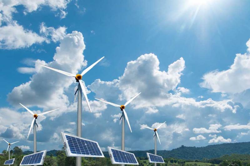Photo of Bakal Jadi Kawasan Industri, Bupati Ini Ajak Investor Bangun Energi Kincir Angin