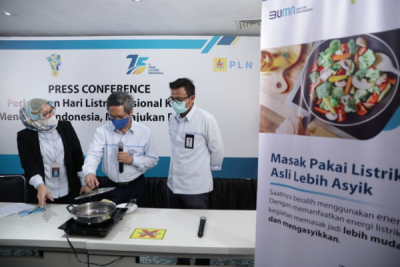Photo of Butuh 1 Triliun Rupiah Program Konversi Satu Juta Kompor Listrik