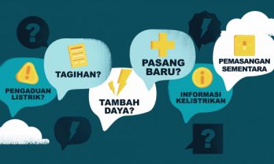 Photo of Data Layanan Listrik Dimanfaatkan Program KPR Bersubsidi