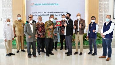 Photo of DEN Lakukan Koordinasi Antisipasi Krisis BBM dan LPG