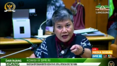Photo of Dipindah ke Komisi VII, Ribka Tjiptaning : 17 Tahun Urus Orang Sakit, Sekarang Urus Minyak dan Listrik