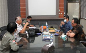 Photo of Direktur Mega Project PLN Berkunjung ke Redaksi Listrik Indonesia
