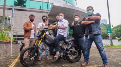 Photo of Diversifikasi Bisnis, Elnusa Siap Kenalkan Motor Listrik  Elbike