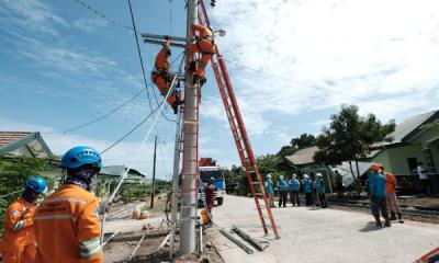Photo of Dorong Mamuju Bangkit, PLN Pulihkan Listrik Fasilitas Umum