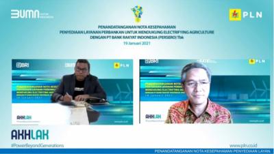 Photo of Dorong Petani Makin Produktif, PLN dan BRI Sediakan Layanan Electrifying Agriculture