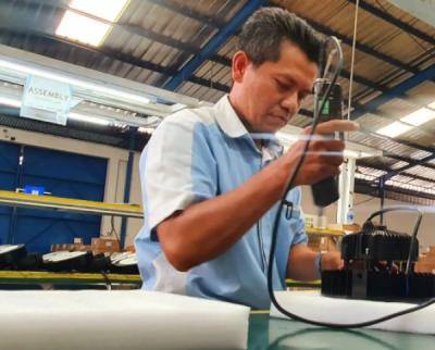 Photo of Dukung Industri Lampu LED Dalam Negeri, Kementerian ESDM Susun Peta Jalan
