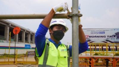 Photo of Dukung Pelaksanaan Creating Shared Value (CSV),  TJSL WIKA Berikan Pelatihan dan  Sertifikasi Mitra Binaan Jasa Konstruksi