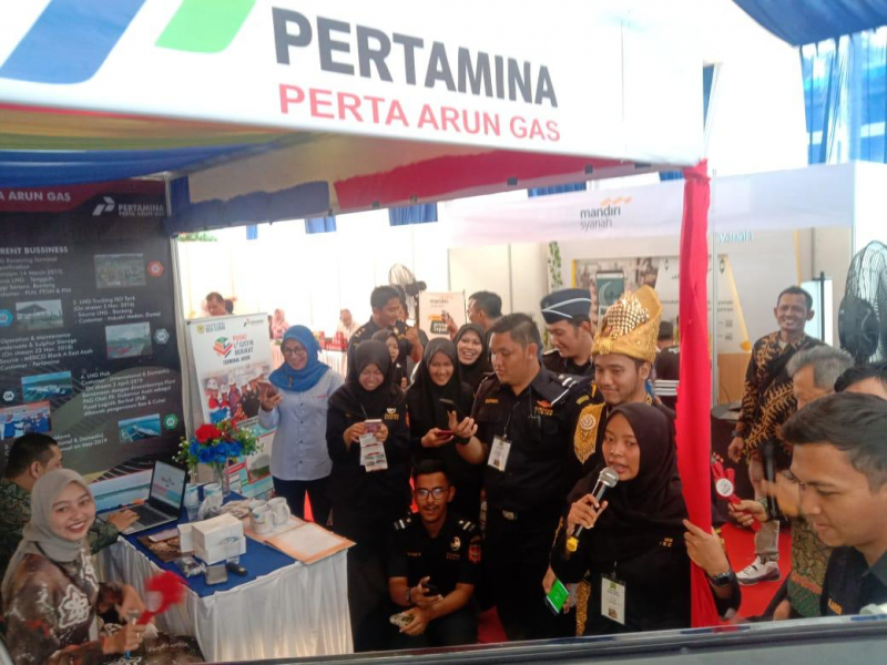 Photo of Ekspansi Business LNG, Perta Arun Gas Tandatangani MoU dengan Natuna Eton Energi
