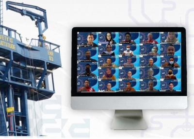 Elnusa Fabrikasi Konstruksi Lantik 22 Troopers Sebagai Agent of Change