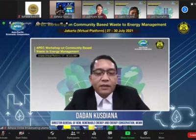 Photo of ESDM Gelar Workshop APEC Pengelolaan Sampah Sebagai Energi Berbasis Komunitas