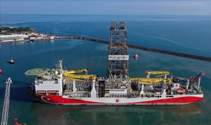 Photo of Gas Di Laut Hitam Penuhi Energi Turki Untuk 40 Tahun Mendatang