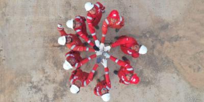 Photo of HUT Ke-52 Elnusa Usung Tema Unite Towards Excellence