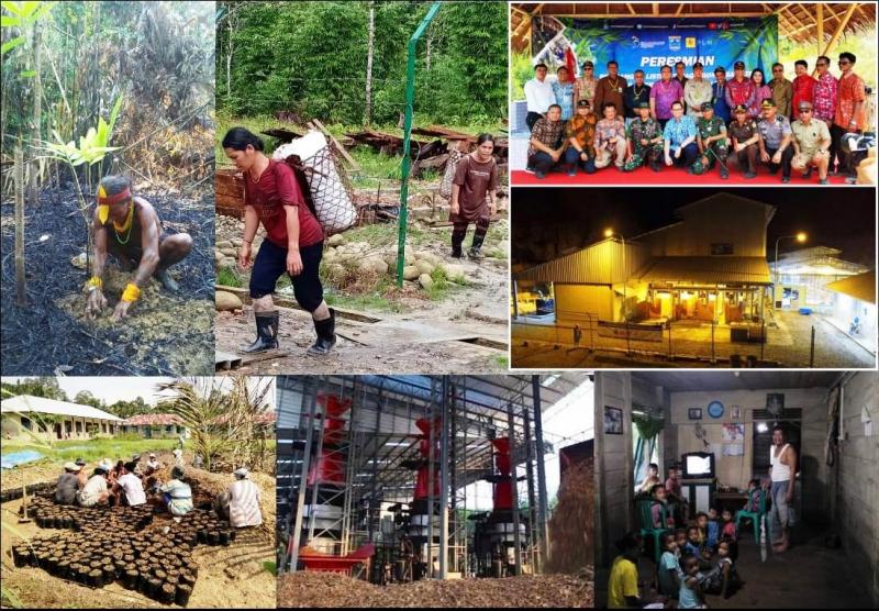 Photo of IKPT Bangun PLTBm Di Tengah Hutan
