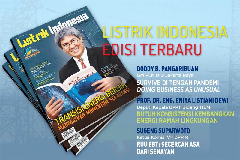 Photo of Ingin Tahu Arah Transisi Energi Indonesia?Segera Dapatkan Majalah Listrik Indonesia Edisi 75!!!