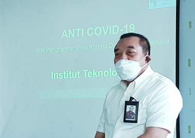 Photo of IT PLN Develops Anti-Covid 19 Innovation