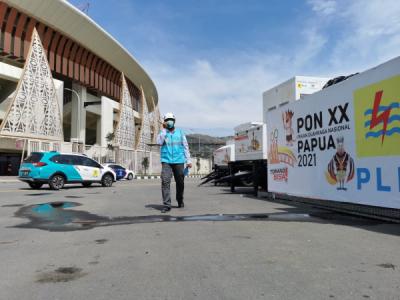 Photo of JElang Pembukaan PON XX Papua, PLN Pastikan Listrik Aman dan Andal