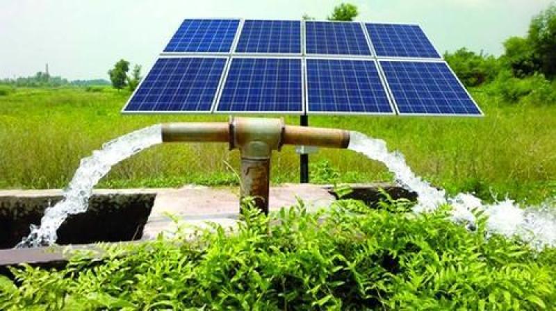 Photo of Keren! Kampus Ini Bantu Petani Bikin Pompa Air Bertenaga Matahari