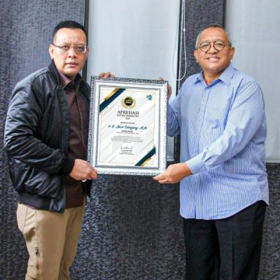 Photo of Langkah Listrik Indonesia Beri Apresiasi Stakeholder Kelistrikan & Energi