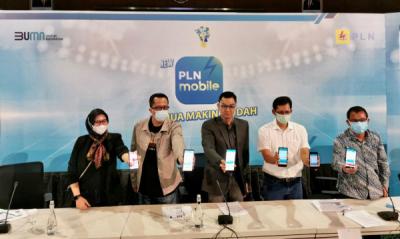 Photo of Lebih Dekat Dengan Pelanggan, PLN Luncurkan Aplikasi New PLN Mobile
