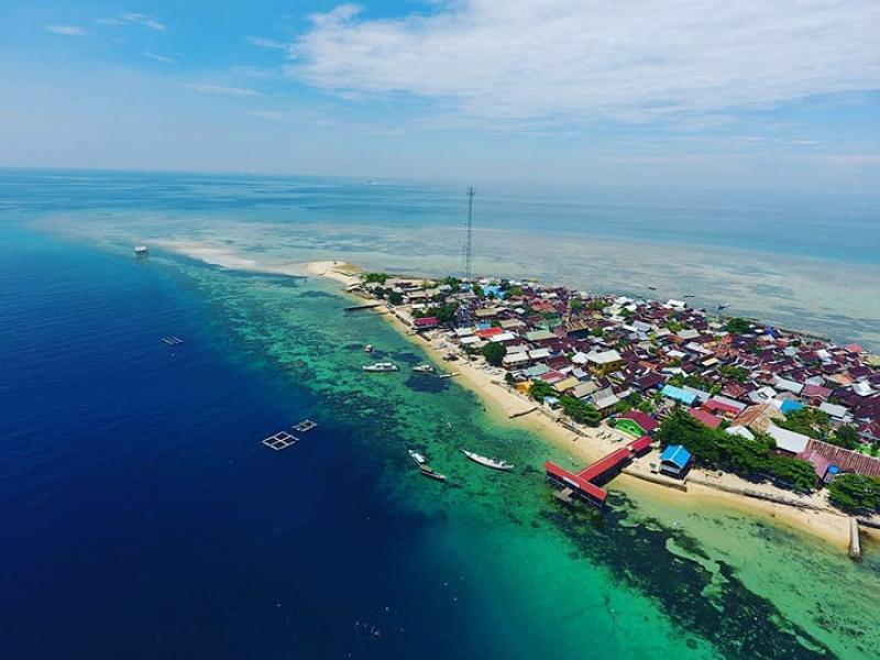 Photo of Listrik Kepulauan di Makassar Memble, Calon Walikota ini Percepat Proyek Kabel Bawah Laut