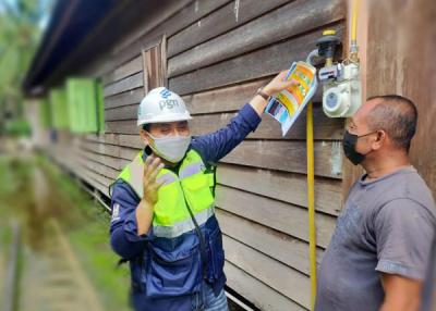 Photo of Masyarakat Kutai Kartanegara Mulai Nikmati Manfaat Jaringan Gas