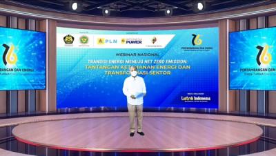 Photo of Memperingati Hari Pertambangan dan Energi Nasional ke-76, DEN Sukses Menggelar Serangkaian Webinar Nasional