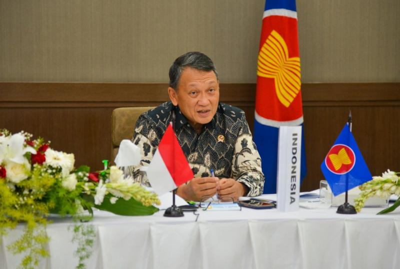 Photo of Menteri ESDM  Arifin Tasrif : Pentingnya Teknologi Dalam Menciptakan Energi Bersih