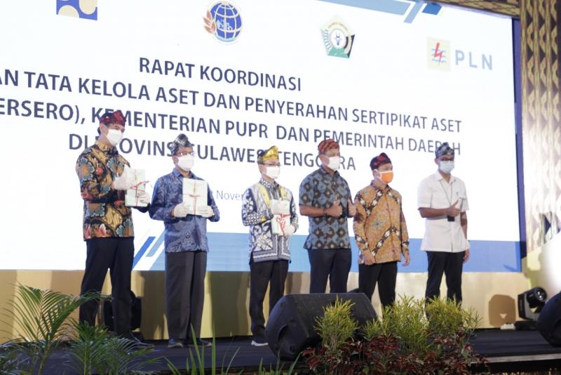 Amankan Aset Tanah di Sultra dan Malut, KPK-PLN-BPN Bersinergi