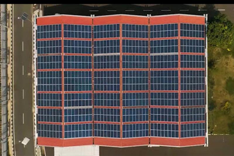 Catat, Inilah Sederet Proyek Pengembangan PLTS PT Bukit Asam Tbk