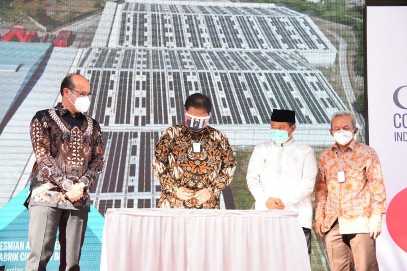 Coca Cola Bangun Solar PV Rooftop Terbesar ke-4 di Dunia Berlokasi di Bekasi