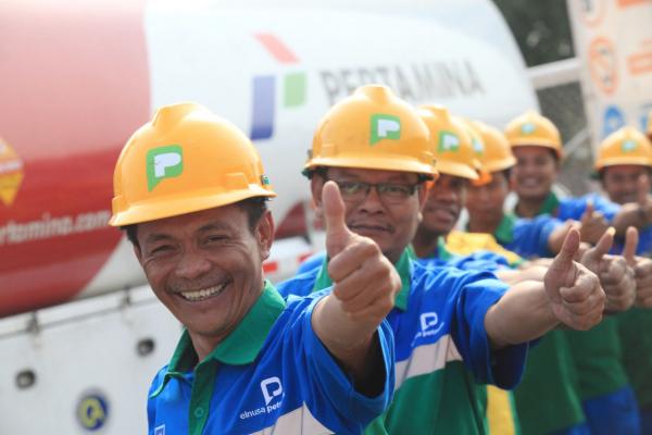 Elnusa Petrofin Perkuat Kualitas dan Integritas Pekerja