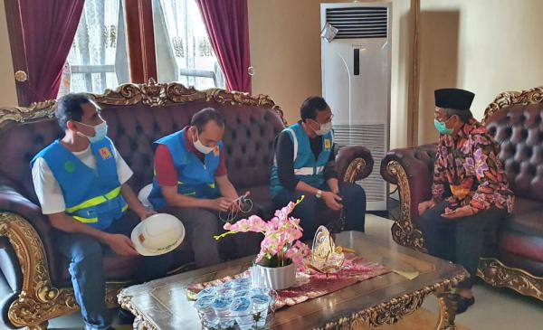 Gubernur Sulbar Apresiasi Gerak Cepat PLN Pulihkan Kelistrikan Terdampak Gempa