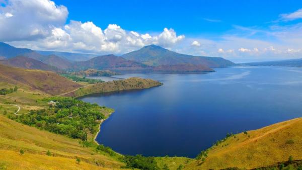 INALUM dan Jasa Tirta 1 Siap Konservasi Pengelolaan Air Danau Toba