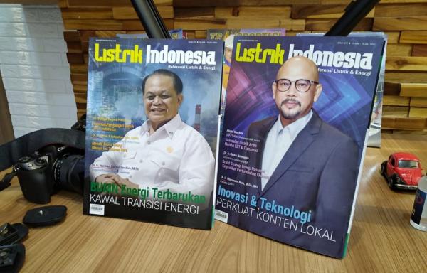 Inilah Resume Majalah Listrik Indonesia Edisi 79