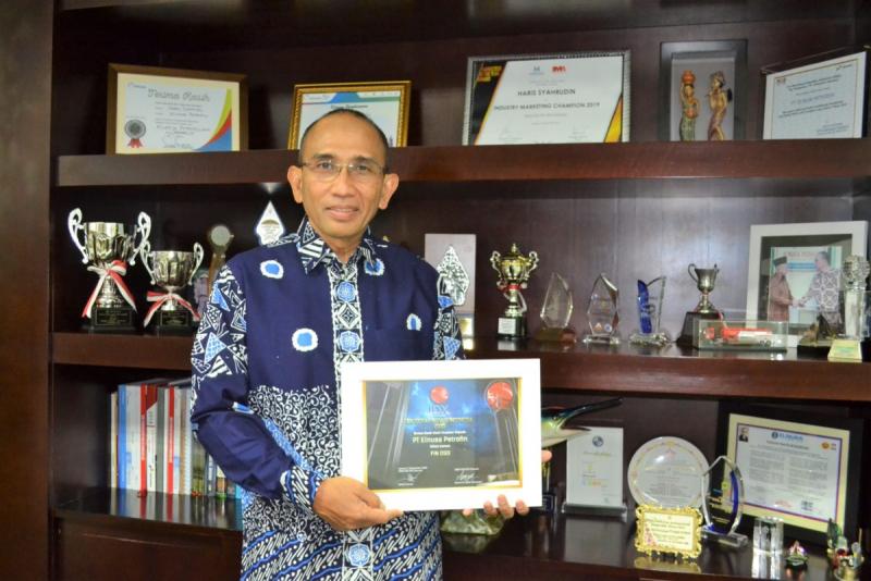 Inovasi Elnusa Petrofin Raih Penghargaan Inovasi Indonesia 2020