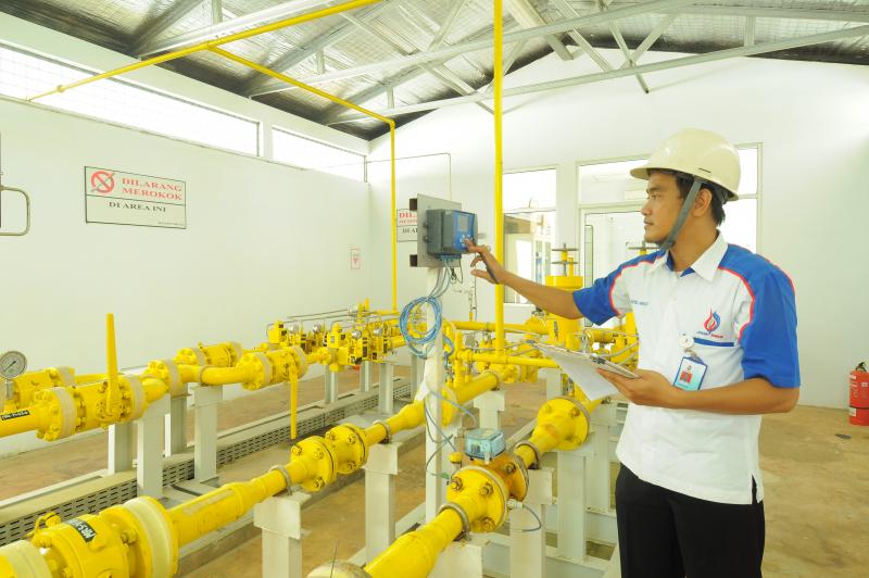 Jasa Sarana dan Lumbung Dana Bangun Jaringan Gas untuk UMKM & Retail