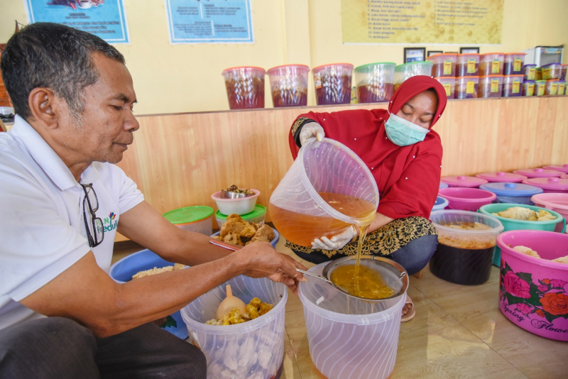 Madu Sumbawa Binaan PLN Go International