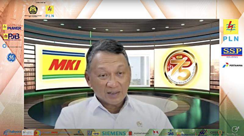 Menteri Arifin: Prinsip 5K untuk Penyediaan Listrik