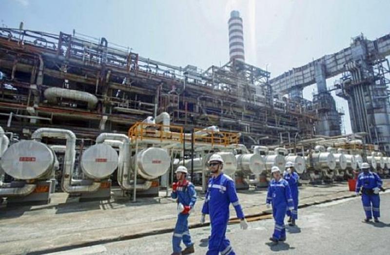 Menteri ESDM Tinjau Lokasi Pembangunan Refinery Balikpapan