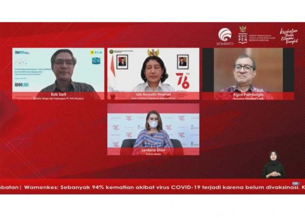 Optimalkan Kolaborasi, PLN Salurkan Stimulus Listrik dengan Tepat Sasaran