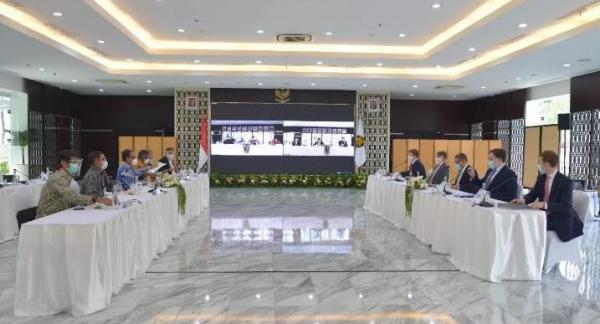 Pemerintah Indonesia Tegaskan Komitmen Capai Net Zero Emission