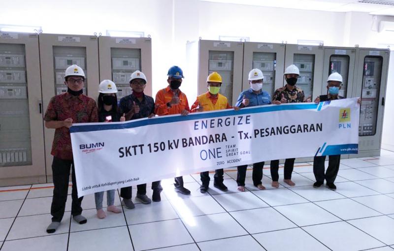 Perkuat Keandalan Listrik Bali, PLN Rampungkan Proyek SKTT 150 KV