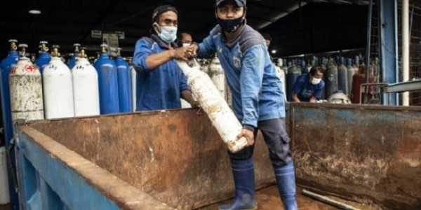 Pertamina Diminta Bantu Atasi Kelangkaan Gas Oksigen di Masyarakat