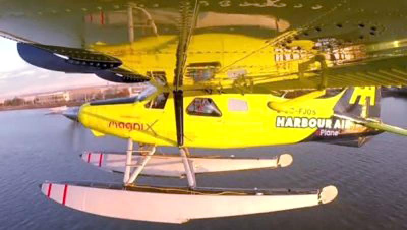 Pesawat Listrik Pertama di Dunia Berhasil Mengudara